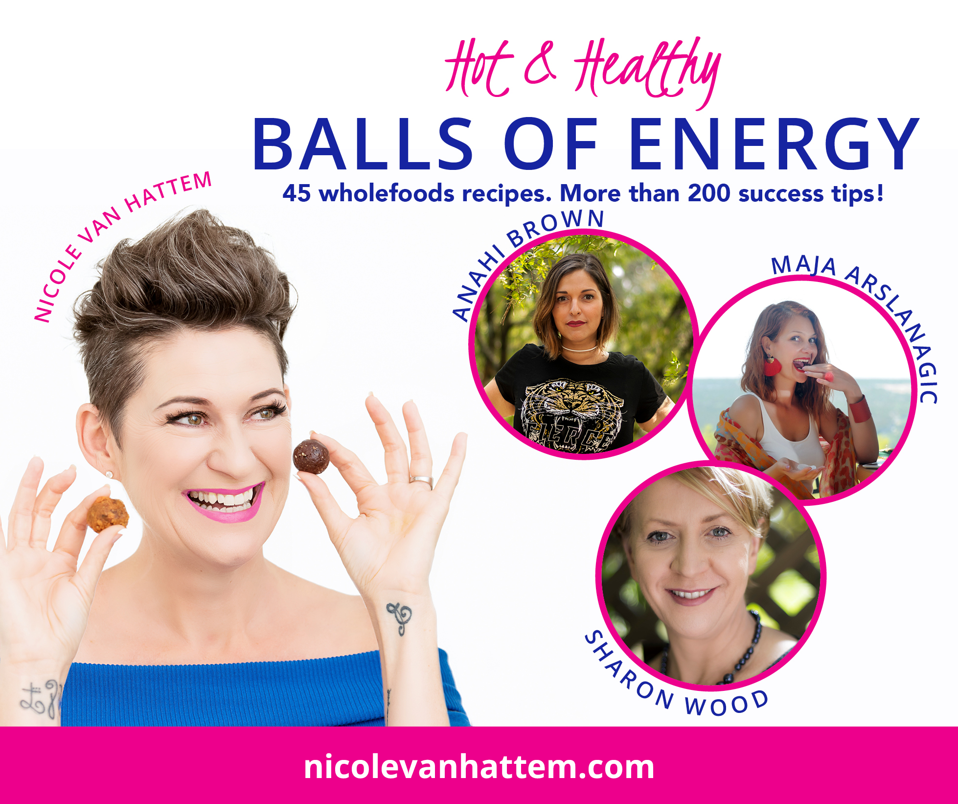Hot and Healthy - Balls of Energy